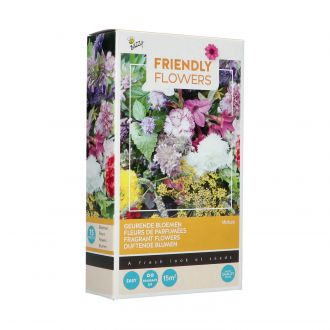 Friendly flowers - duftblumenmischung 15m2