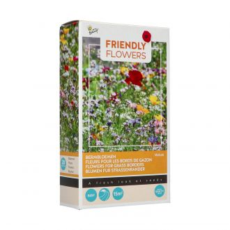 Friendly flowers - roadside mixture 15m2