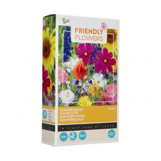 Friendly flowers - summer flowers 15m2